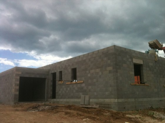 construction maison toit plat agde. Black Bedroom Furniture Sets. Home Design Ideas