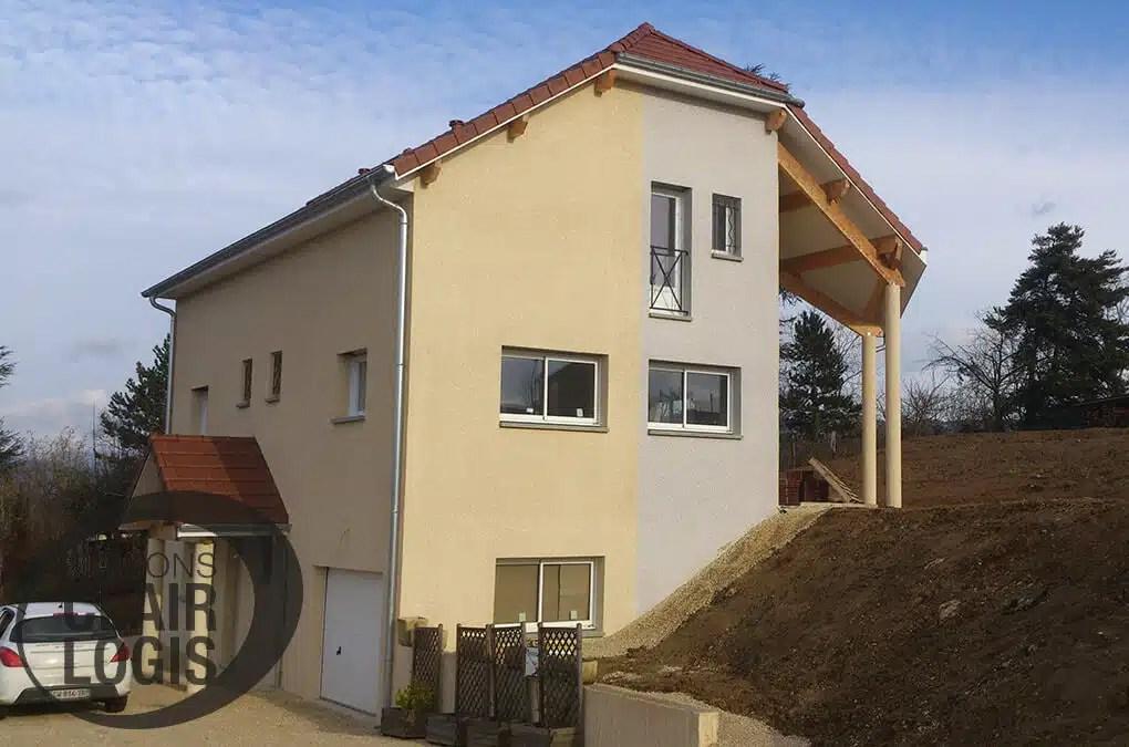 construction maison ain maisons clair logis. Black Bedroom Furniture Sets. Home Design Ideas