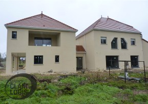 La construction de la maison est terminée