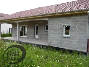 Phase hors d'air - construction maison 38