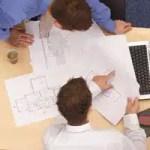 Constructeur maison : dessinateur de bureau d'étude
