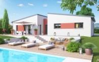 maison contemporaine HASHTAG   plan maison gratuit