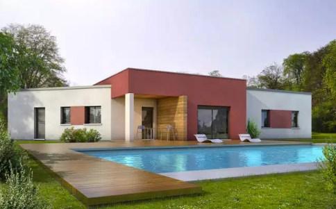 Plan maison contemporaine Alexandrite