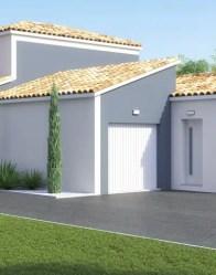 Maison double Infinity - enduit bicolore