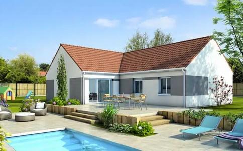 Plan maison en l Clématite