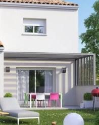 Maison individuelle Urban - Pergola aluminium