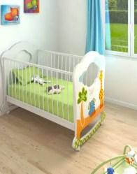 Vue 3D chambre - maison individuelle Bugey