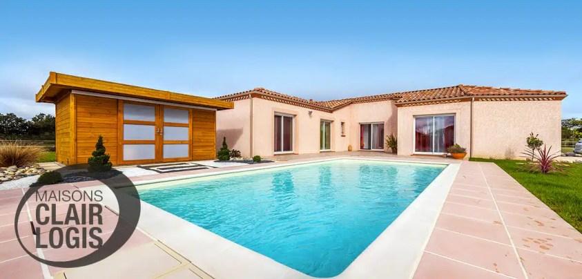 Nos maisons neuves maisons clair logis for Maison neuve originale