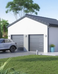 Maison moderne Touch - Double garage