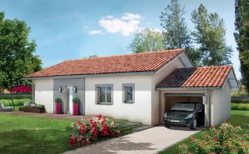 Modele plan de maison mediterraneenne ventana blog - Modele plan maison plain pied gratuit ...