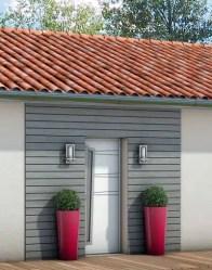 Maison plain pied Bugey - bardage moderne