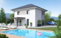 plan maison traditionnelle LAUZIERE - version G40
