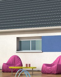 Fenêtre panoramique - maison neuve Amaryllis