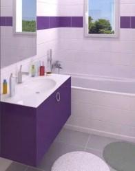 vue 3D salle de bain - maison individuelle Beaufort