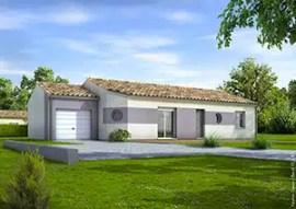 Maison traditionnelle Eridan - plan maison gratuit