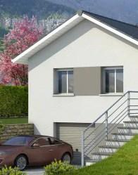 Maison individuelle sur sous-sol complet