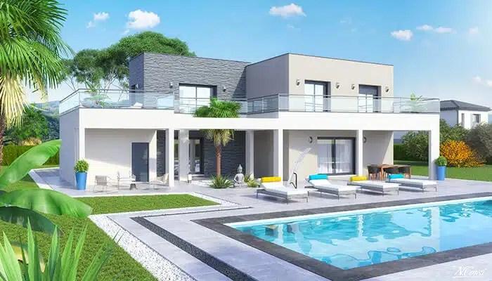 Maison contemporaine Dubaï
