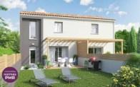 Plan maison double Influence - Normes PMR