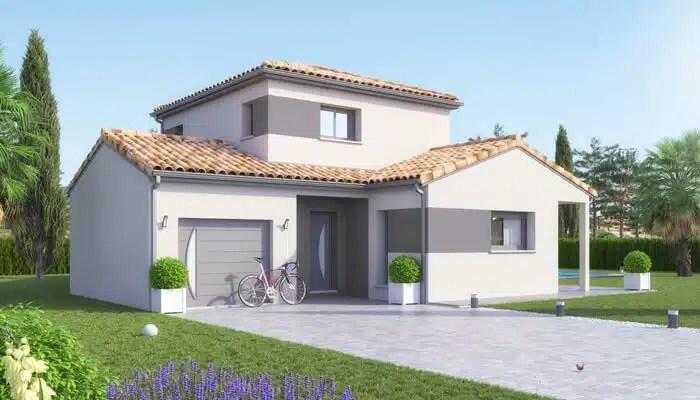 maison moderne tage swag plan maison gratuit maisons clair logis. Black Bedroom Furniture Sets. Home Design Ideas