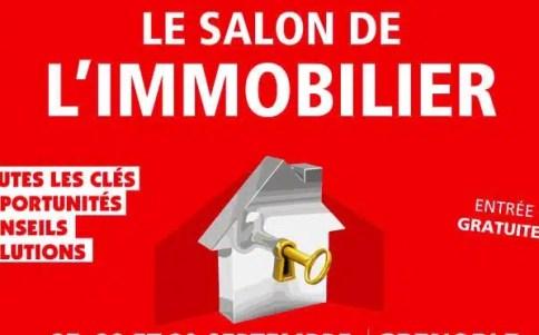 salon immobilier Grenoble 3800