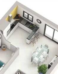 Maison à étage Snap - Séjour