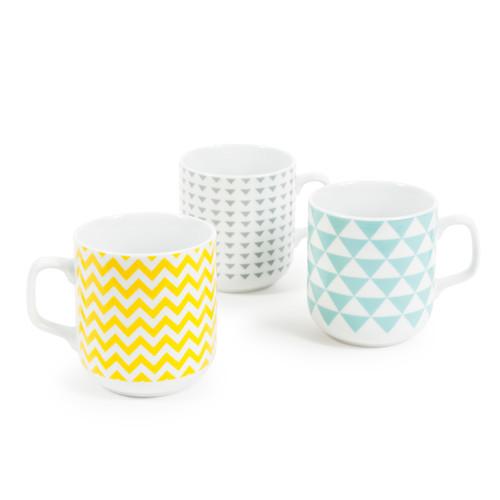 6 mugs Copenhagen