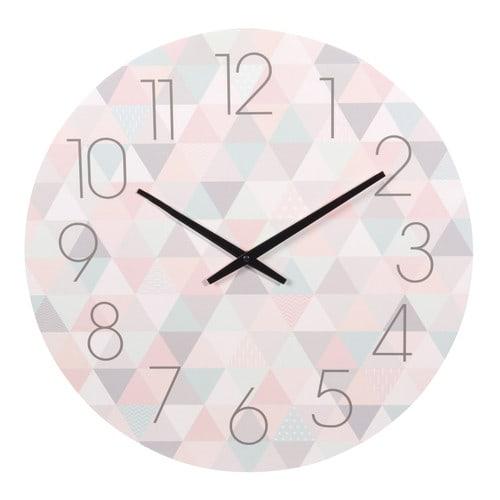 Horloge pastel D 50 cm ZOÉ