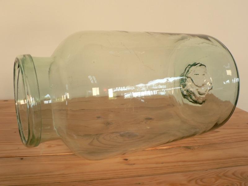 vase grand volume bocaux anciens