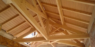Recrutement : charpentier ossature bois