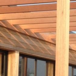 construction en bois sur mesure