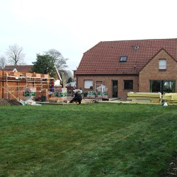 chantier propre dans le Nord Pas-de-Calais