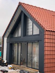toiture maison ossature bois