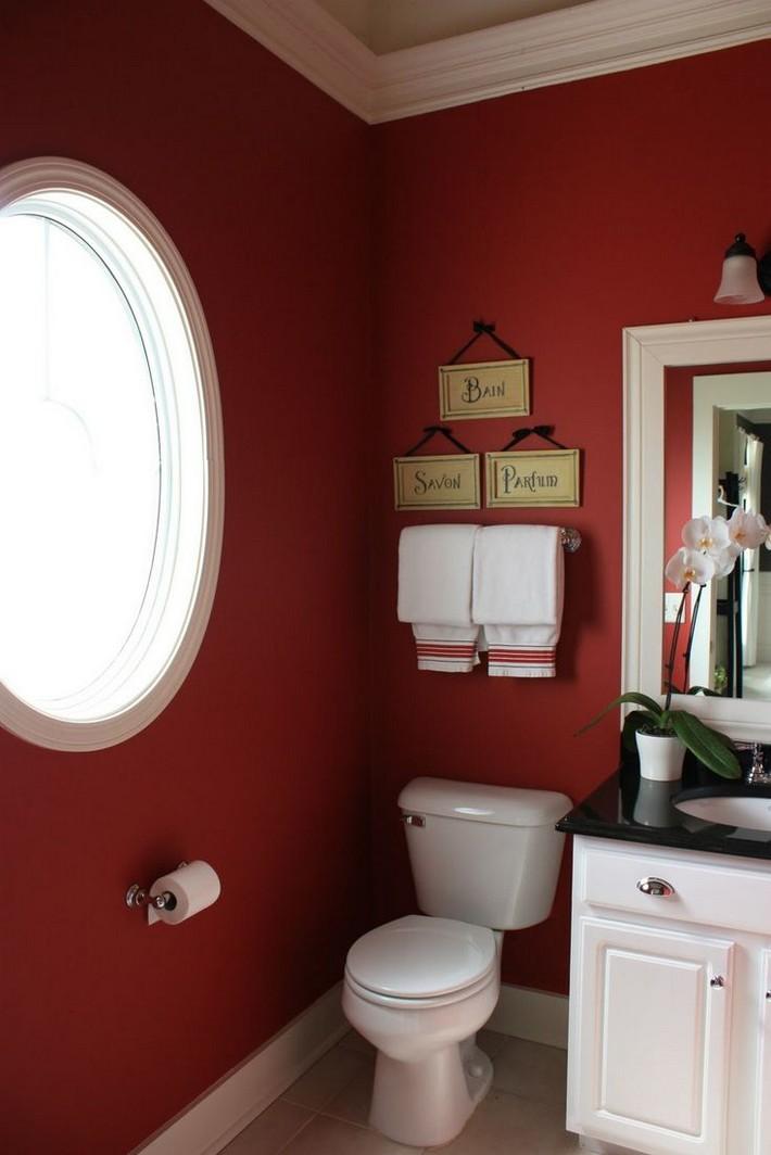 Bathroom Color Decor Ideas