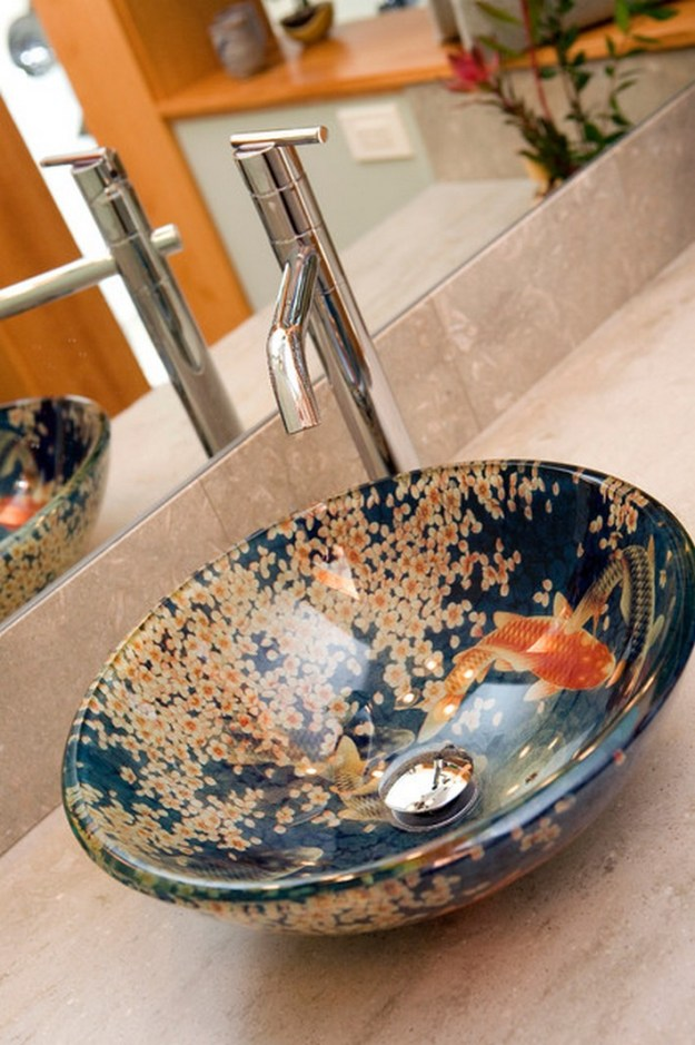 trendy: bowl bathroom sink designs | inspiration and ideas from