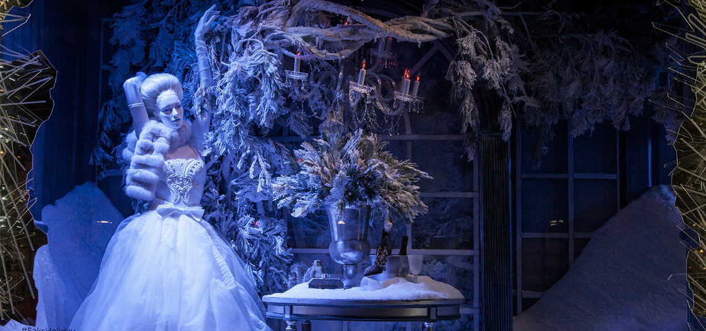 BEST HOLIDAY WINDOW DISPLAYS 2015 IN NYC News And Events