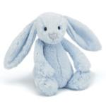 Medium Blue Bashful Bunny Jellycat