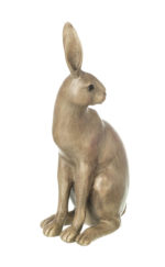hare polyresin light brown parlane