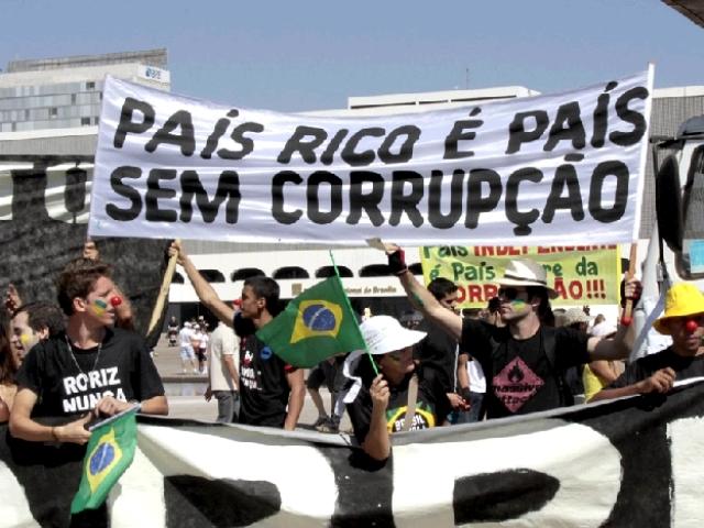 Ranking divulga países mais corruptos do mundo