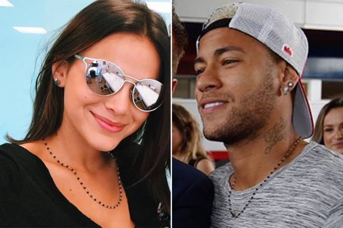Neymar admite que voltaria com Bruna Marquezine