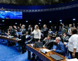 Senado aprova novo prazo para repatriação (Foto: Roque de Sá/Agência Senado)