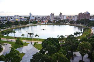 Resultado de imagem para Polícia Federal deflagra operação para investigar irregularidades nas obras do Parque da Lagoa