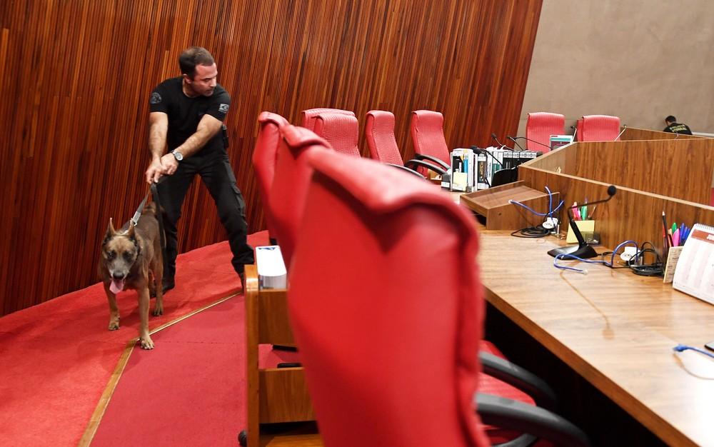 Cássio pede punição para Dilma e Temer