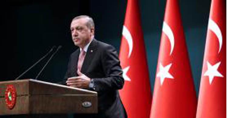 Parlamento turco aprova extensão de 3 meses para estado de emergência