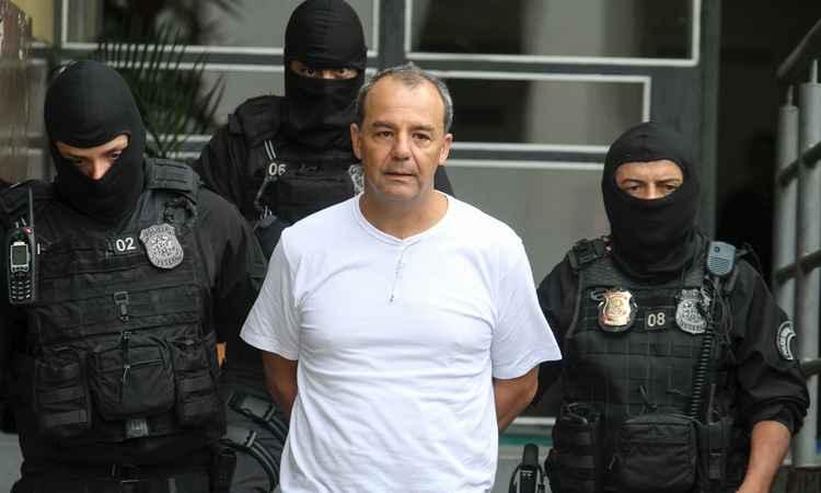 Ministério Público Federal denuncia Sérgio Cabral pela 21ª vez