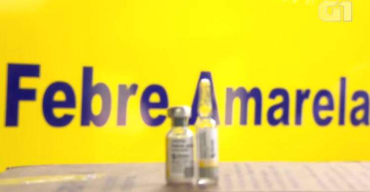 Secretaria Municipal de Saúde alerta para vacinação contra a Febra Amarela