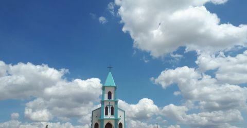 Santuário Nossa Senhora de Fátima,  em Pirpirituba – PB