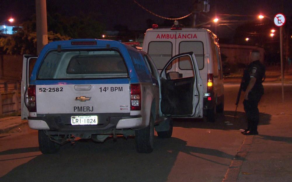 Homem é executado com 15 tiros dentro de uma ambulância