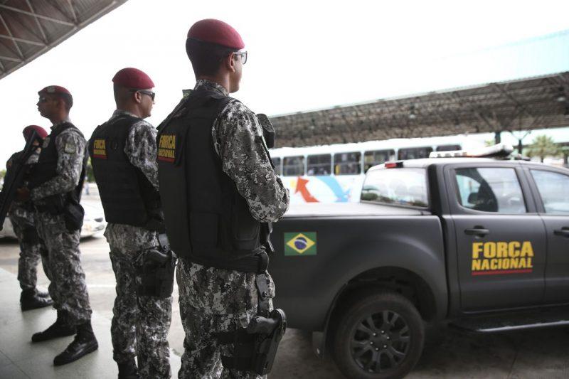 Moro autoriza Força Nacional no combate ao coronavírus