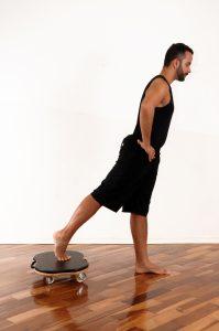 Standing Hip Stretch 2