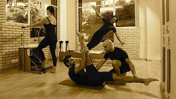 Espaço Pilates - Rio de Janeiro - Foto: Reinaldo Smoleanschi